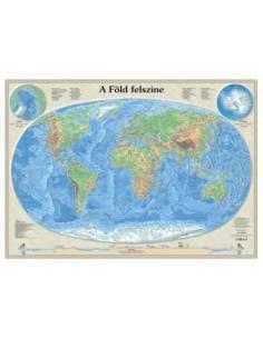 Föld Felszíne térkép 125X90__