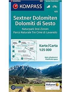 KK 625 Sextner Dolomitok -...