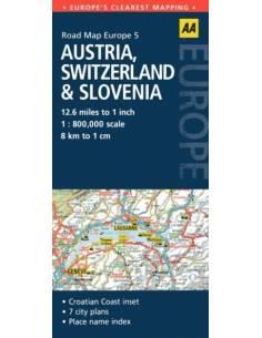 EU 5 Austria, Switzerland &...