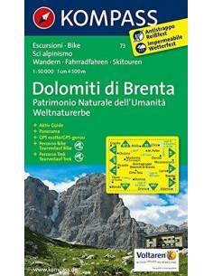KK 73 Dolomiti Di Brenta -...