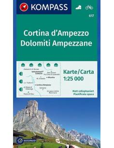 KK 617 Cortina d'Ampezzo,...