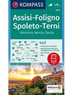 KK 2473 Assisi - Foligno -...