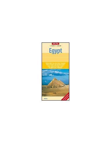 Egyiptom térkép - Egypt