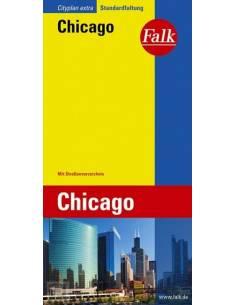 Chicago térkép Extra