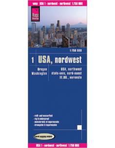 RKH USA 1, Nordwest:...