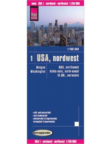 RKH USA 1, Nordwest: Washington und...