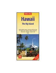 Hawaii : The Big Island térkép