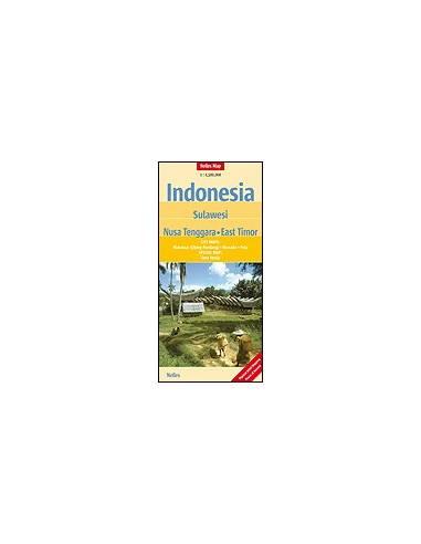 Indonézia: Sulawesi, Nusa Tenggara,...