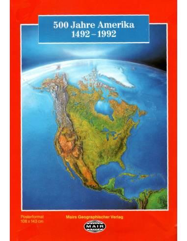 Amerika Észak és Közép Panoráma...