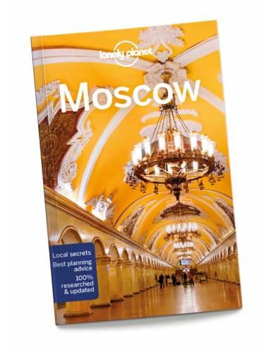 Moscow city guide - Moszkva útikönyv...