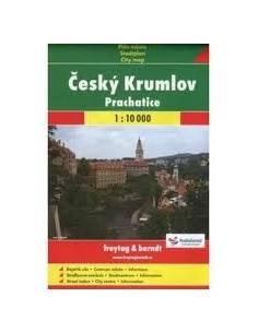 Cesky Krumlov / Prachatice...