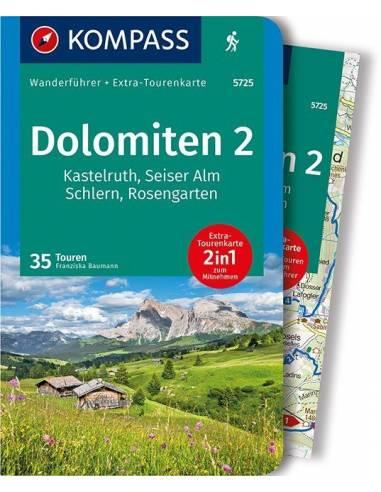 KK 5725 Dolomiten 2, Kastelruth,...