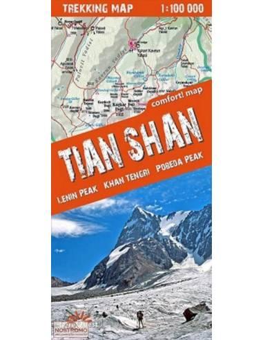 Tian Shan - Khan Tengri, Pobeda Peak,...