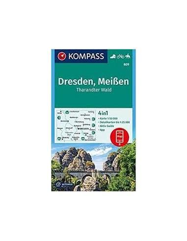 KK 809 Drezda, Meissen, Tharandter...