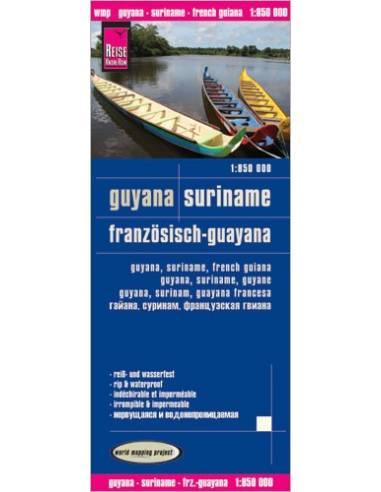 RKH Guyana, Suriname,...