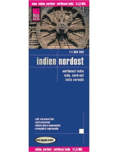 RKH India northeast - Indien Nordost...