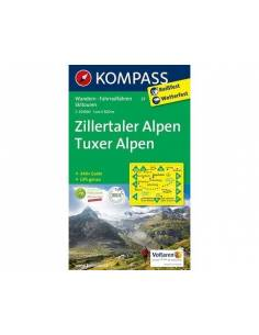 KK 37 Zillertaler Alpen -...