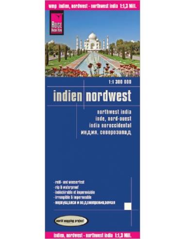 RKH Indien, Nordwest...