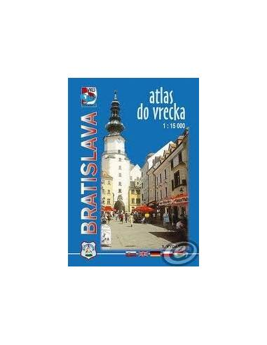 Pozsony zsebatlasz (Bratislava -...