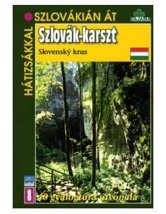 D 8 Szlovák-karszt útikönyv...