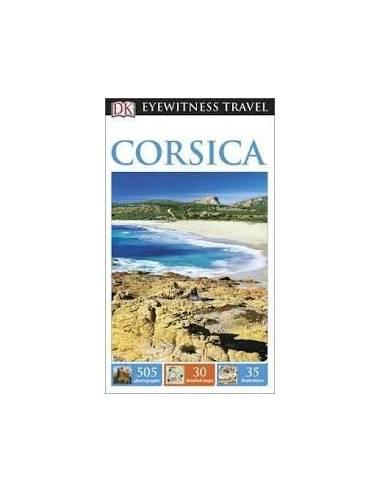Corsica - Korzika útikönyv - DK...