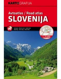 Slovenija - Szlovénia...