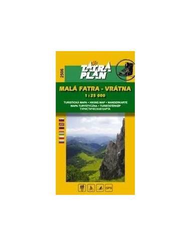 TM 2506 Kis-Fátra - Mala Fatra -...