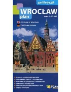 Wrocław várostérkép
