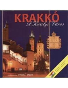 Krakkó útikönyv és album A...