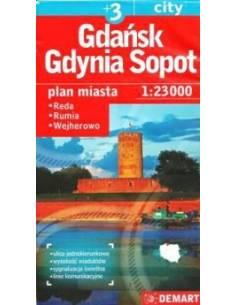 Gdansk, Gdynia, Sopot +3...