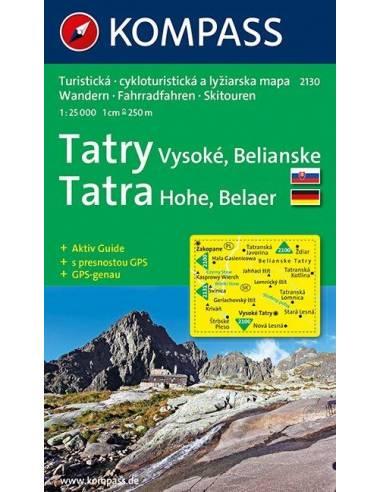 KK 2130 Tatry - Vysoké, Belianske -...