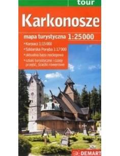 Karkonosze - Óriás-hegység...