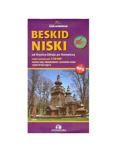 Beskid Niski - Alacsony Beskidek...