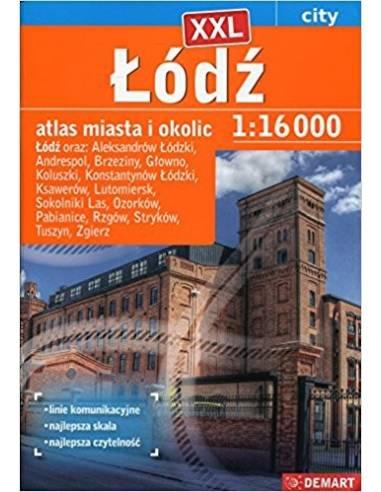 Łódź  XXL atlasz