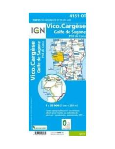 4151OT Cargèse / Golfe de...