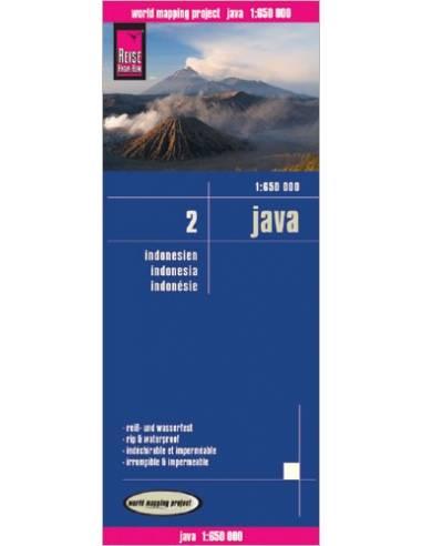 RKH Java  - Indonesien 2 - Jáva -...