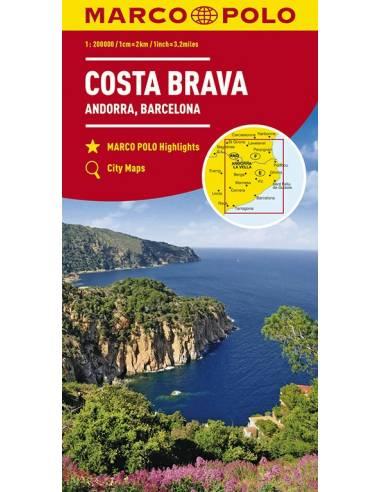 Costa Brava, Andorra, Barcelona...