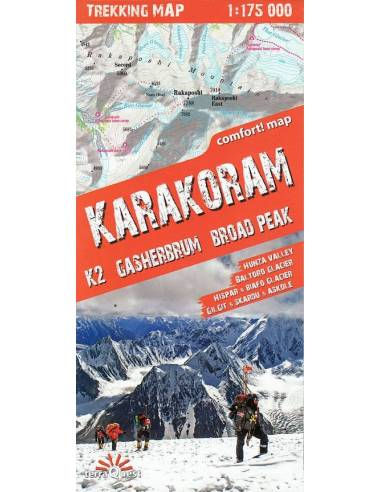 Karakoram - K2 - Gasherbrum - Broad...