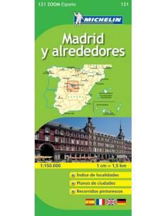MN 121 ZOOM Madrid y...