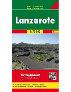 Lanzarote térkép