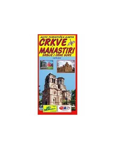 Szerbia / Montenegro templomai és...