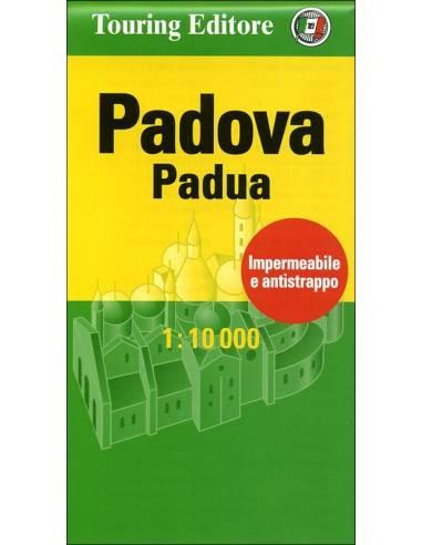 Padova pocket map - Padova zsebtérkép