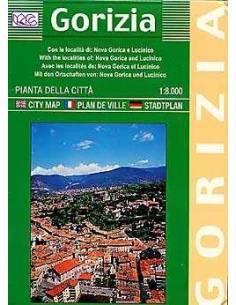 Gorizia térkép