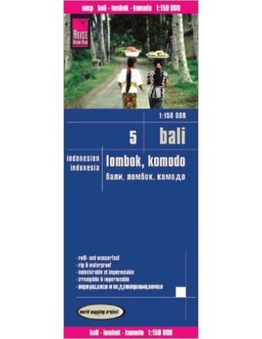 RKH Bali  - Lombok - Komodo -...