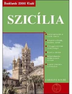 Szicilia útikönyv - Booklands