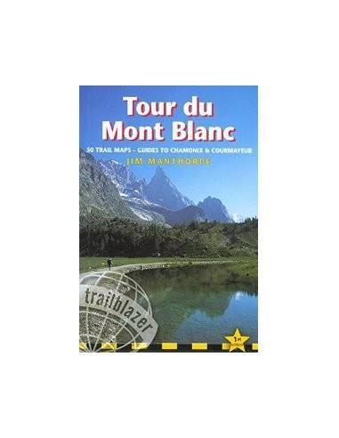 Tour de Mont Blanc túrakönyv
