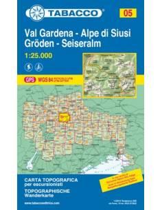 TO 005 Val Gardena - Alpe...