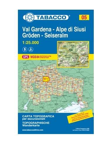 TO 005 Val Gardena - Alpe Di Siusi,...