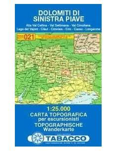 TO 021 Dolomiti Di Sinistra...