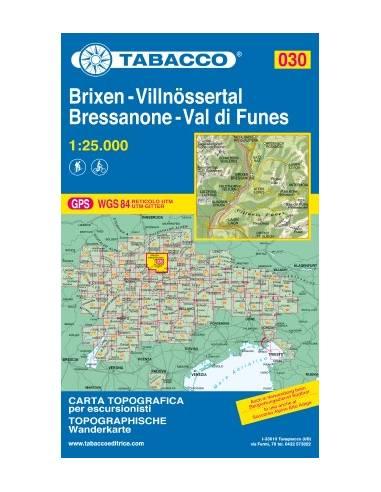 TO 030 Bressanone / Brixen, Val di...